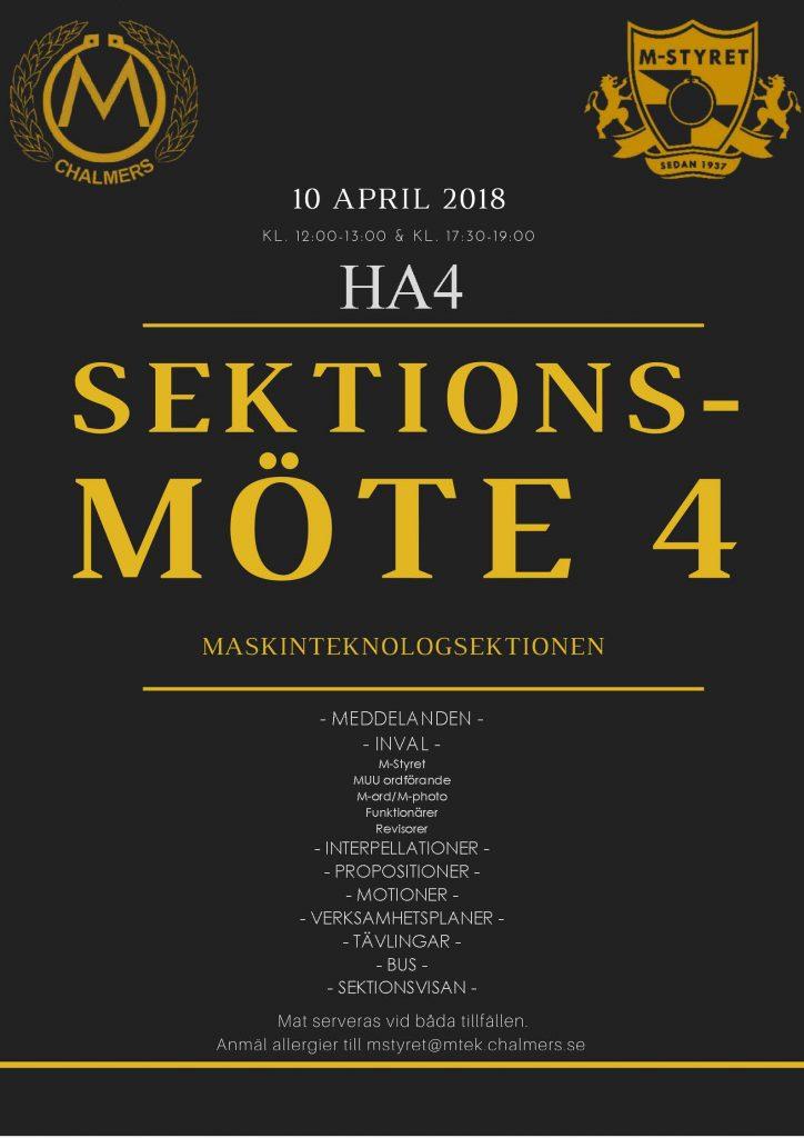 Poster SM4