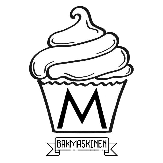 Bakmaskinen Logo