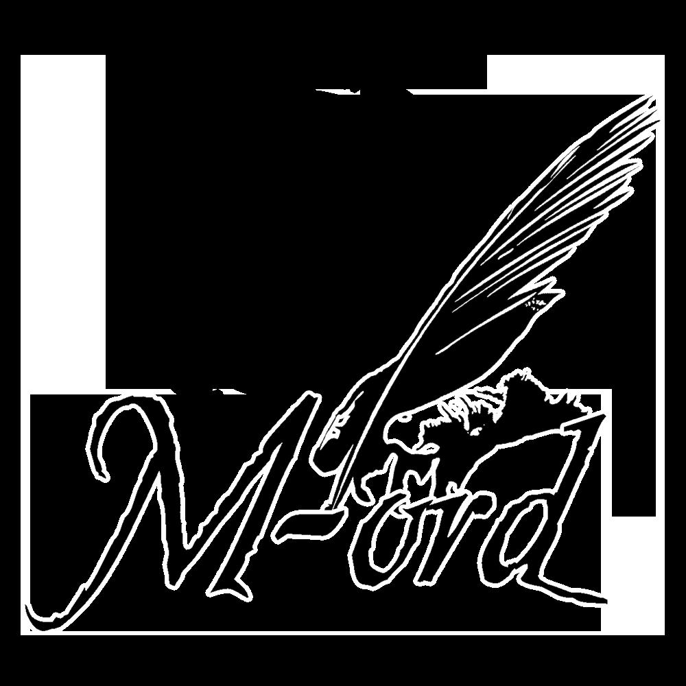 Välkommen till M-ord & M-Photo! Logo